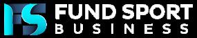fund logo white